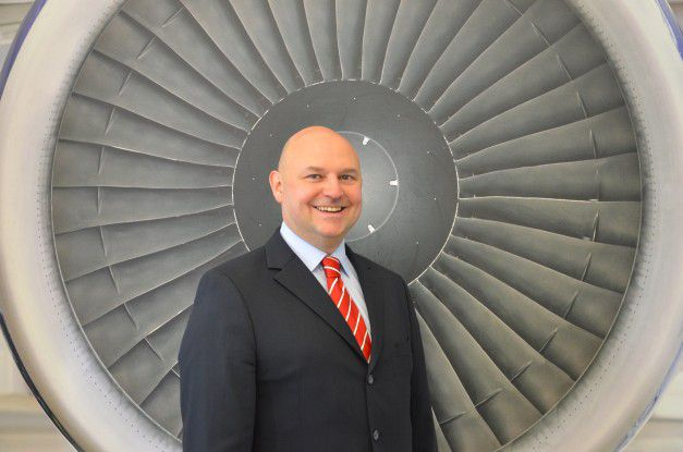 Peter Hauptvogel, Director IT bei Thomas Cook Group Airlines.