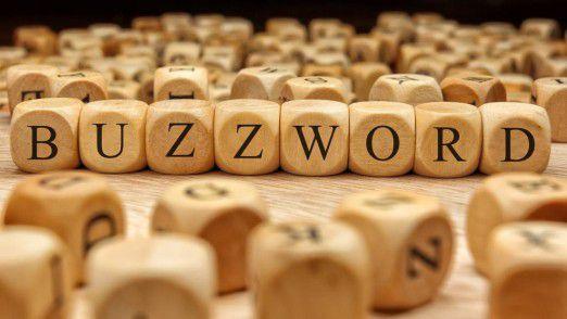 Buzzword-Bingo oder neuer technischer Fachbegriff? Anbieter und Experten machen es Big-Data-Interessierten nicht leicht.