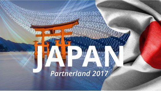 Japan ist das Partnerland der Cebit 2017