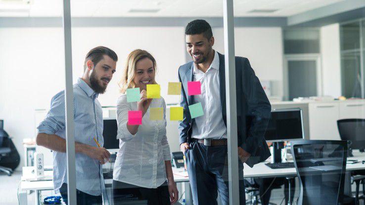 Der Test ist für alle Mitarbeiter geeignet, die Produkte entwickeln, die sowohl von der fachlichen Seite kommen als auch als Projektmanager oder Entwickler (z.B. Softwareentwickler) tätig sind.