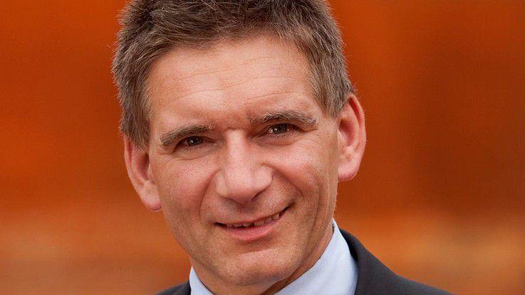 """Uwe Rotermund, Geschäftsführer von Noventum: """"Klinkenputzen ist out, viele neue Kunden nehmen den Telefonhörer in die Hand und rufen bei uns an."""""""