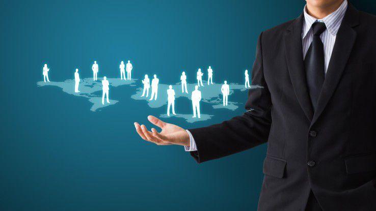 Alumni Networks helfen, unterschiedliche Kenntnisse und Fähigkeiten ehemaliger Kollegen firmenübergreifend zusammenzubringen.