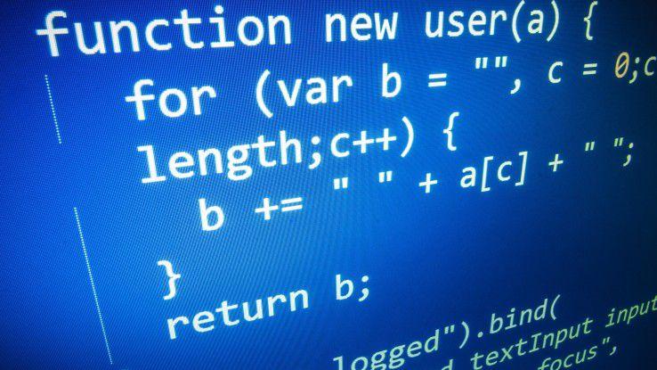 Programmierer haben in den nächsten fünf bis zehn Jahren durch die Digitalisierungsprojekte alle Hände voll zu tun.
