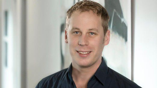 Josef Adersberger ist technischer Geschäftsführer bei QAware.