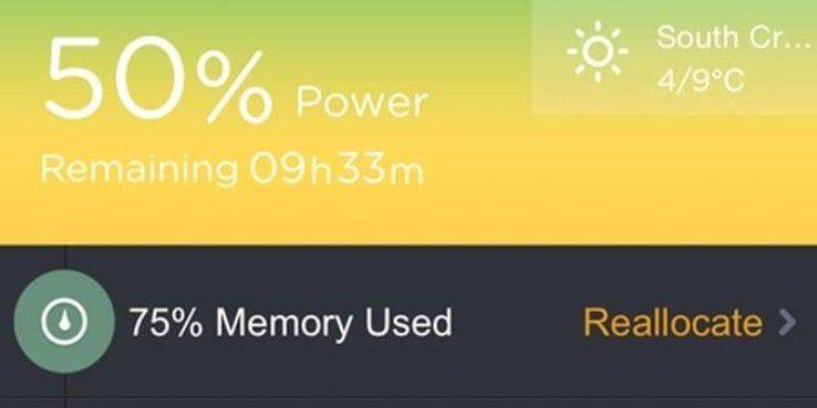 Battery Doctor: Diese App zeigt die ungefähre Restlaufzeit an.