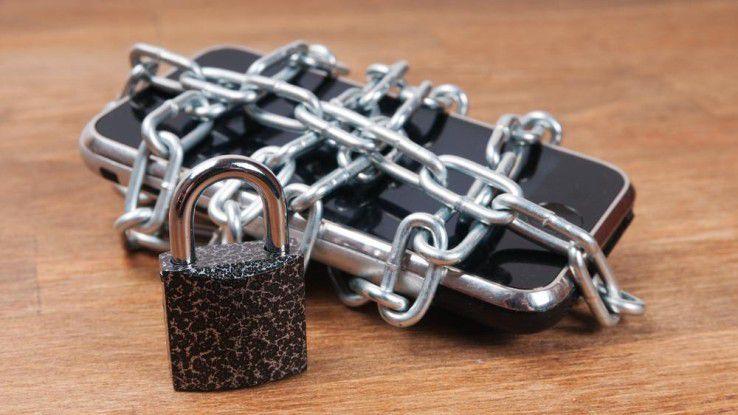 Effektive mobile Sicherheit muss die Produktivität der Mitarbeiter erhöhen und darf sie nicht behindern.