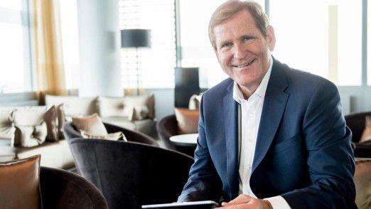 Zum kostenlosen Business Breakfast mit Edgar K. Geffroy laden die COMPUTERWOCHE und das CIO Magazin gemeinsam mit der CAREERS LOUNGE herzlich ein.