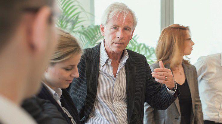 Michael Schwartz leitet das Institut für integrale Lebens- und Arbeitspraxis (www.ilea-institut.de), Esslingen bei Stuttgart.