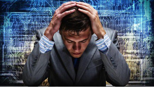Die Digitalisierung setzt immer mehr Angestellte unter Druck.