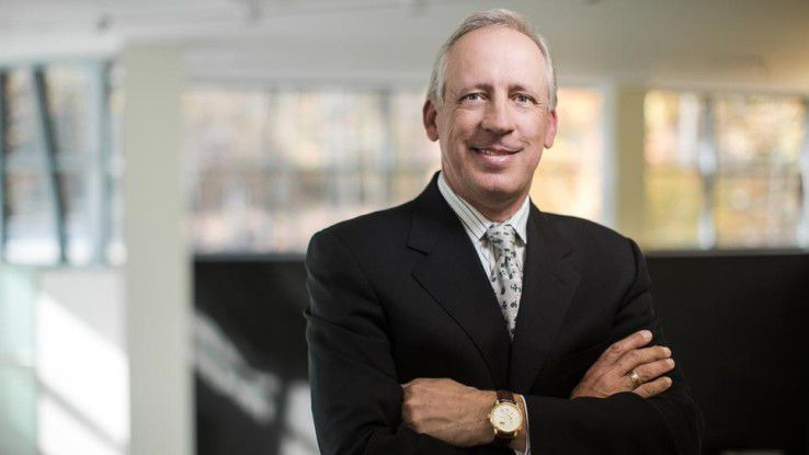"""""""Wir sind in diesem Spiel, um zu gewinnen"""", sagt Jim Comfort, CTO für die IBM Cloud."""
