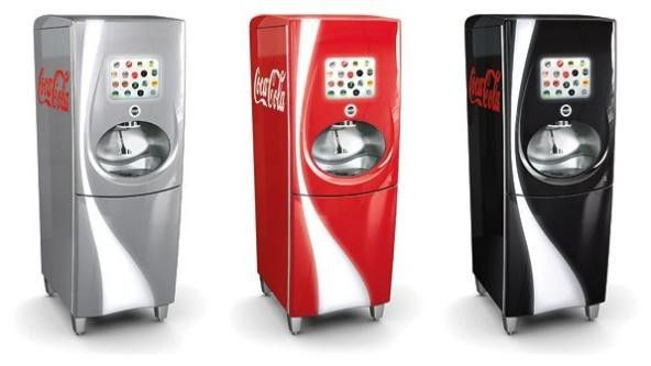 coca cola freestyle mit iot zum vernetzten getr nkeautomaten. Black Bedroom Furniture Sets. Home Design Ideas