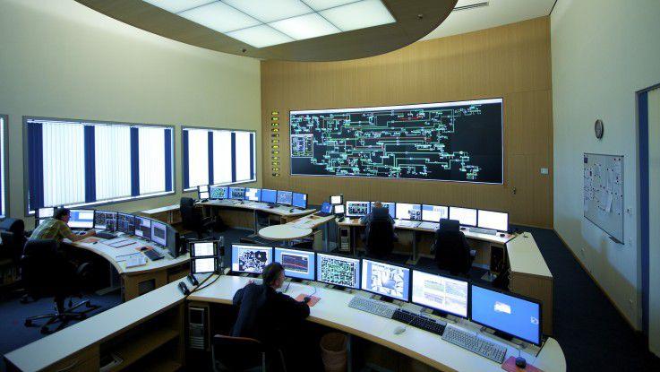 Das Kontrollzentrum von 50Hertz Transmission liegt in Neuenhagen bei Berlin.