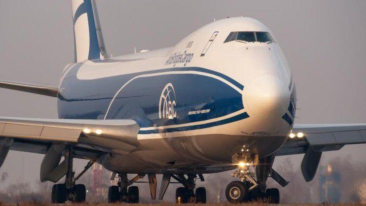 Großauftrag: Der Luftfahrtkonzern Boeing entwickelt auf Microsofts Cloud-Plattform unter anderem Predictive-Maintenance-Konzepte.
