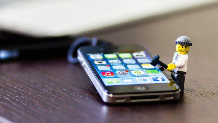 """""""Pegasus"""" gefährdet Millionen iPhones - Apple-Fanboys und -girls sollten schnell updaten."""