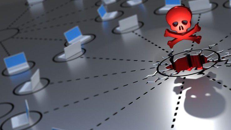 Wer den Datei-Header an den richtigen Stellen manipuliert, kann Schadcode ungesehen in ein Windows-System schleusen.
