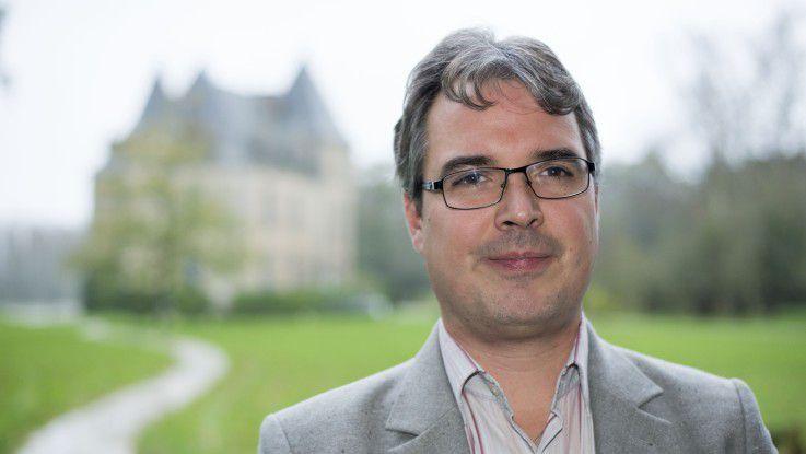 Sébastien Huet treibt seit 2015 als CTO den digitalen Wandel bei Rémy Cointreau voran.