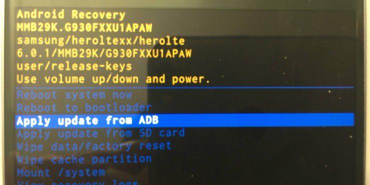 Über diese Funktion können Sie nicht nur Anwendungen außerhalb des Play-Stores installieren, sondern auch Custom-ROMs flashen.
