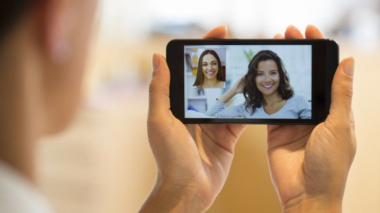 Die besten Videotelefonie-Apps im Test.