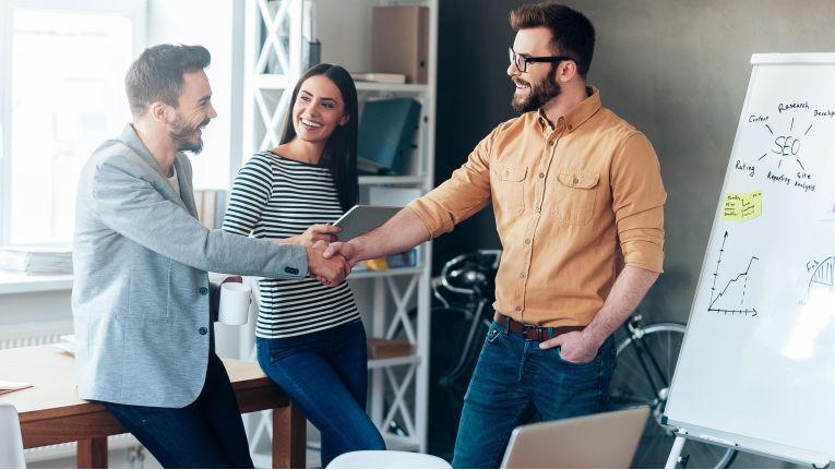 Wenn Sie auf Ihre Mitarbeiter eingehen indem Sie ihnen Feedback geben, wird sich vieles in Ihrem Unternehmen verbessern.