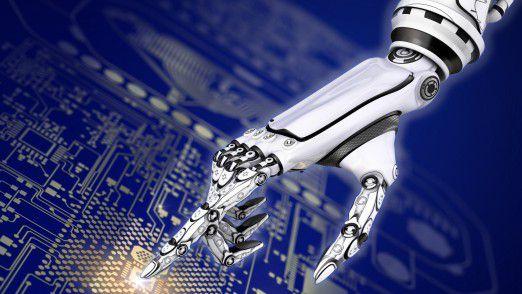 Werden Arbeitsprozesse zukünftig von einem Miteinander von Mensch und Maschine geprägt sein?