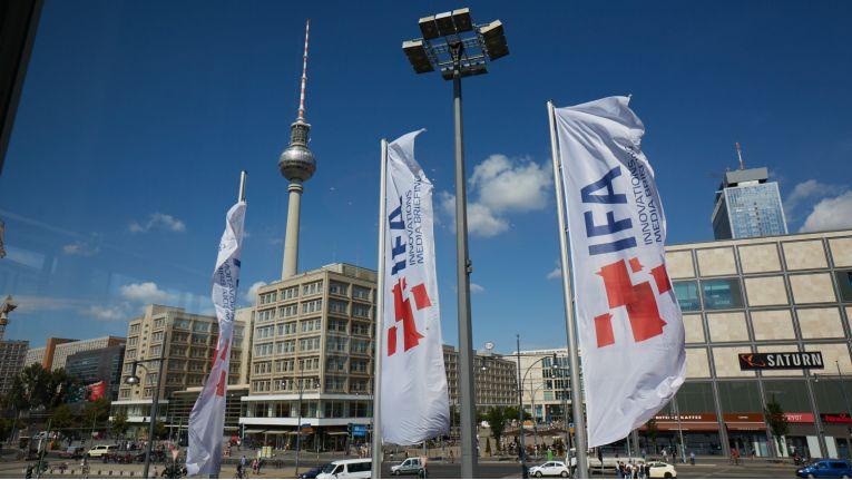 Die IFA 2016 findet vom 02.-07. September in Berlin statt.