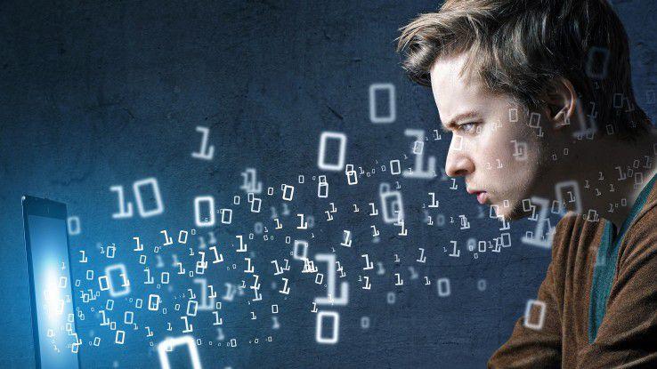 Ein Data Scientist sollte Algorithmen entwickeln können, womit sich Daten systematisch und automatisch auswerten lassen.