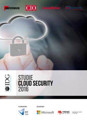 Cloud-Security-Studie 2016