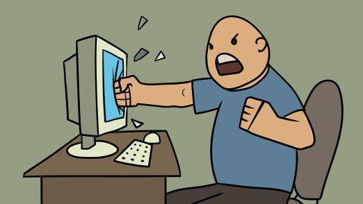 Wer seine Passwörter und Zugänge gut sichert, verärgert die Hacker.