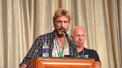 Streit mit Intel um Antivirus-Marke: John McAfee will seinen Namen zurück - Foto: CC-BY-SA 2.0 - NullSession from Bettendorf, Iowa, United States