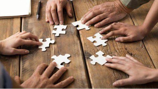 Schuler setzt auf Collaboration via SharePoint.