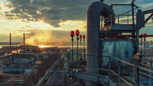 Die (IT-)Sicherheit von Industrieanlagen ist ein entscheidender Zukunftsfaktor.