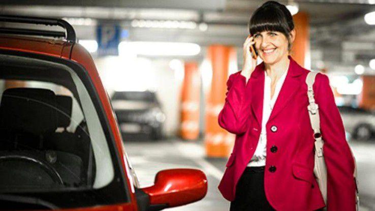 Mit WLAN Call kann man auch an Orten ohne Mobilfunk-Empfang telefonieren - sofern man im WLAN eingebucht ist.