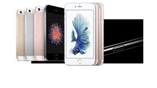 iPhone SE und iPhone 6S sind deutlich günstiger geworden – nicht nur im Apple Store.