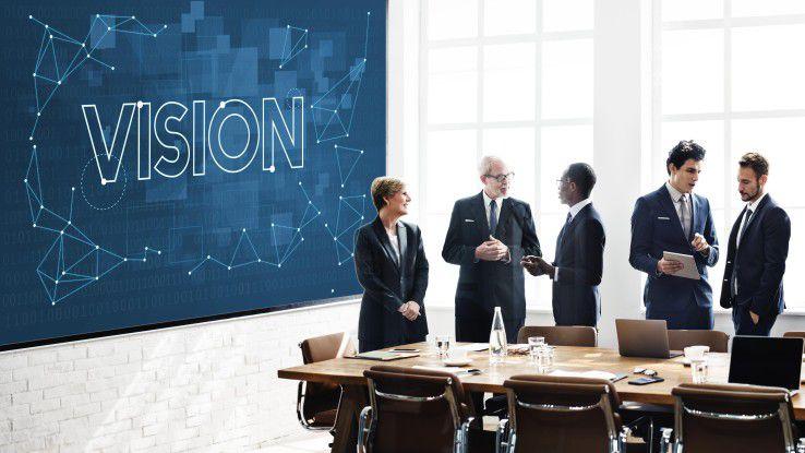 Für Bewerber ist es wichtig, die Zukunftspläne eines Unternehmens zu erfragen, und welche strategischen Maßnahmen bereits ergriffen wurden.