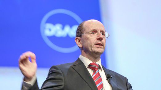 DSAG-Vorstand Marco Lenck verlangt von SAP für die bewährte Business Suite eine Perspektive über das bis dato zugesicherte Jahr 2025 hinaus.