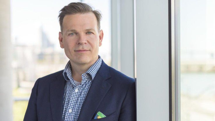 Rowan Trollope, Senior Vice President und General Manager IoT & Applications bei Cisco, verspricht mit der Integration in Salesforce eine effizientere und leichtere Nutzung der eigenen Collaboration-Tools.