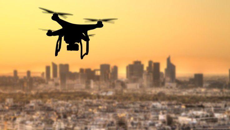 Drohnen - Fluch und Segen zugleich.