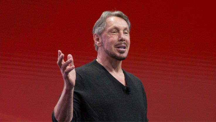 Oracle-Gründer Lawrence Ellison lässt keine Gelegenheit aus, über den Cloud-Konkurrenten AWS zu lästern.