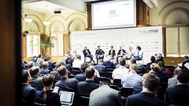 Zum ersten Mal fand im Silicon Valley der Cyber Security Summit der Münchner Sicherheitskonferenz statt.
