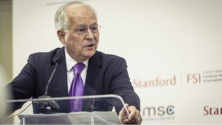 Für MSC-Chef Wolfgang Ischinger ist Cyber-Sicherheit eine globale Aufgabe.