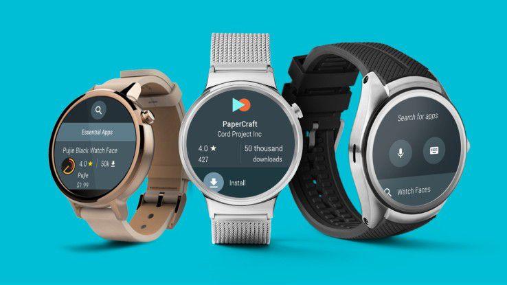 In dem dritten Developer Preview von WatchOS 2.0 können Apps direkt via Google Play auf das Gerät geladen werden.