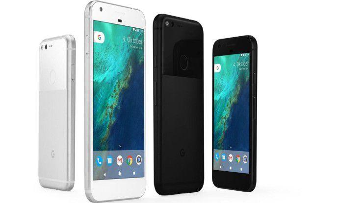 Google rollt Instant Tethering derzeit für Pixel- (Foto) und Nexus-Geräte mit Android 7.1.1 aus.