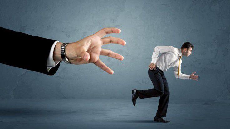 Viele Unternehmen unterschätzen die Bedrohung, die von Innentätern ausgeht.