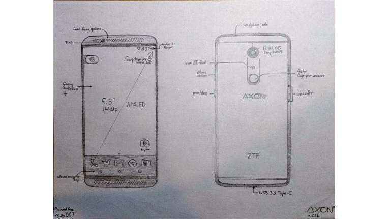Leicht umsetzbar: Ein besseres ZTE Axon mit Stock Android