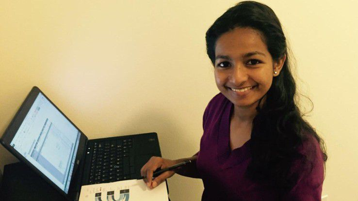 Tanu George ist Account Manager und Data Scientist bei LatentView Analytics