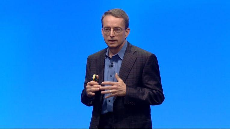 Der VMware-Chef Pat Gelsinger blickt zufrieden in die Zukunft.