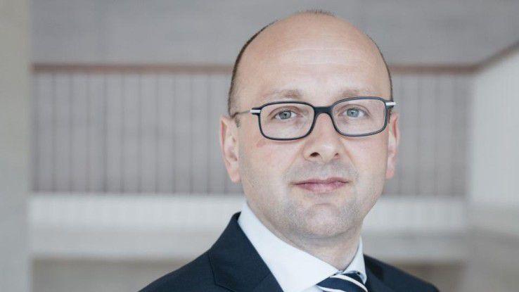 Professor Lucas Flöther: Eine Krise kann junge IT-Unternehmen schnell treffen.