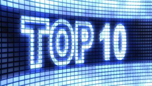 CIO des Jahres 2016: Auch in der Kategorie Mittelstand wurden nur die CIOs auf dem ersten bis dritten Platz gerankt.