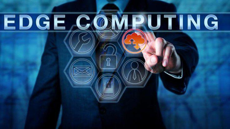 Edge Computing soll bei der Bewältigung der Datenmengen helfen, die mit IoT entstehen.