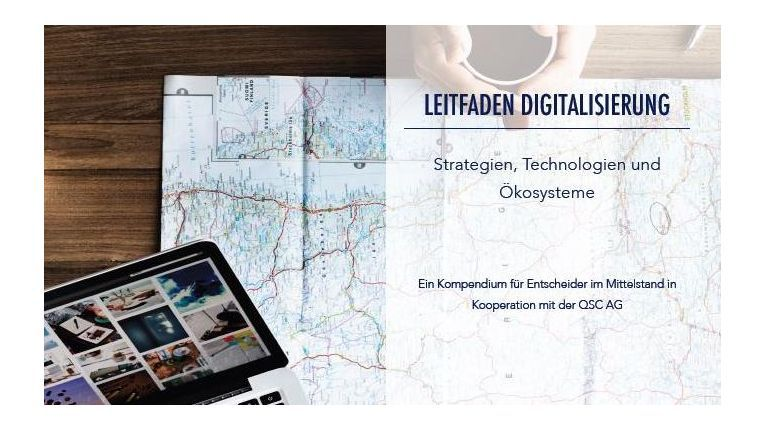Leitfaden Digitalisierung Screenshot